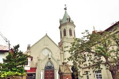 """カトリック元町教会 """"Motomachi Catholic Church //Hakodate, JAPAN"""" #japan #hakodate"""