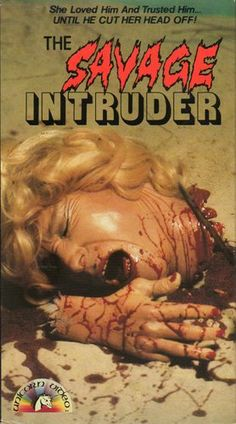 Hollywood Horror House / The Savage Intruder ~ Miriam Hopkins