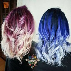 Inspiring Pastel Hair Color Ideas – My hair and beauty Bold Hair Color, Vibrant Hair Colors, Pretty Hair Color, Beautiful Hair Color, Hair Dye Colors, Bright Hair, Colorful Hair, Bold Colors, Pelo Multicolor