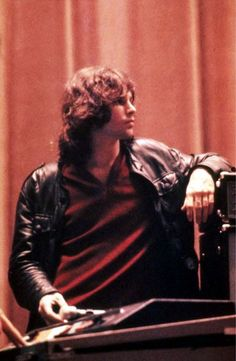 Jim Morrison - .... show me the way to the next whiskey bar