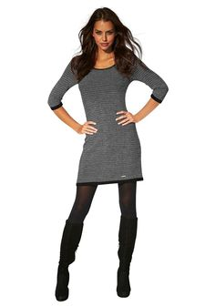 Bruno Banani Strickkleid : Bruno Banani, Sweaters, Dresses, Fashion, Shoes, Dress Skirt, Breien, Vestidos, Moda