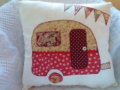 Cute cushion cover idea