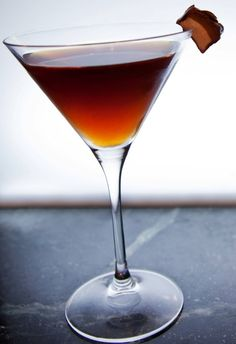 Milky Way Martini 2 oz Van Gogh Rich Dark Chocolate Vodka ½ oz Van Gogh Vanilla Vodka 1 oz Butterscotch Schnapps Combine all ingredients into a shaker with ice. Shake vigorously and pour into a chilled martini glass.