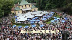 28. Kocherlball 2016 @  Chinaturm im englischen Garten am 17.07.2016, Te...