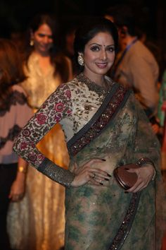 Famous celebrities were spotted at Sabyasachi's opening show at Lakme Fashion Week Summer Resort'15. #JabongLFW