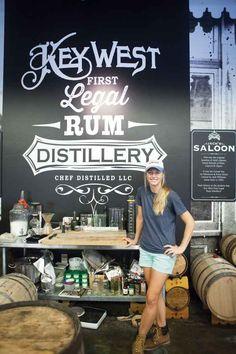 Best Florida Keys Road Trip   Key West Mile Marker 0   Key West Legal Rum
