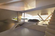 Villa F Greece   Architect: Hornung And Jacobi Architecture