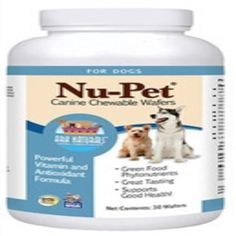Ark Naturals NU-PET 30 count CANINE WAFERS - BD Luxe Dogs & Supplies