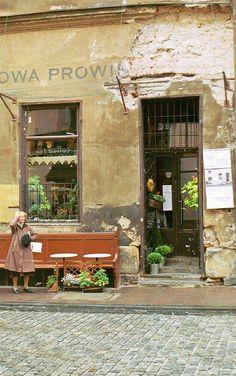 Nowa Prowincja, 2007 ul. Bracka, Krakow, Poland