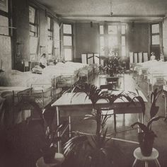 1878 - First NSW obstetrics course offered at Benevolent Asylum