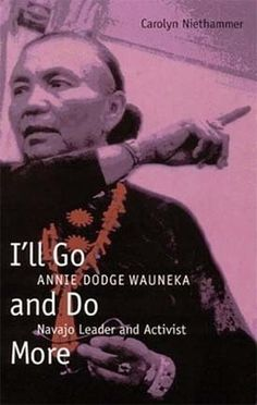 Annie Dodge Wauneka. Wauneka received the Presidential Medal of Freedom from President Lyndon Johnson in 1963. Born April 10, 1910, she was the daughter of Henry Chee Dodge, first tribal chairman of the Navajo Tribe, and became the first woman to sit on the Navajo Tribal Council.