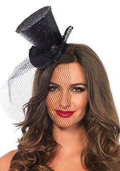 New Womens Bride To Be Hen Night Hat Top Hat Topper Wedding Fancy Dress Fun