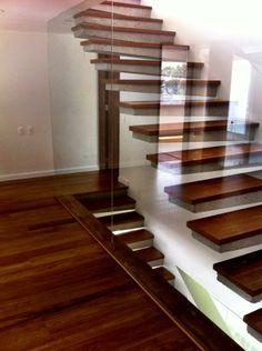 Jatoba aka Brazilian Cherry -Exotic hardwood floors are perfect for flooring and wooden stairs