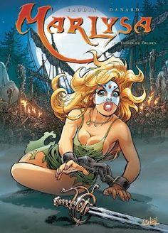 【Télécharger】 Marlysa T10: Tatrin de Tolden Livre eBook France Comic Book Covers, Comic Books, Comic Page, Barbarian, Female Art, Art Girl, Good Books, Anime Art, Novels