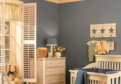Ideeën babykamer voor jongens