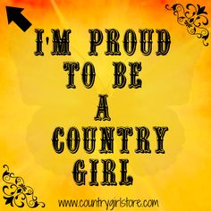 #CountryPride #CountryGirl #CountryMusic