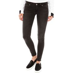 Paige Denim Verdugo Ultra Skinny Jean ($119) ❤ liked on Polyvore