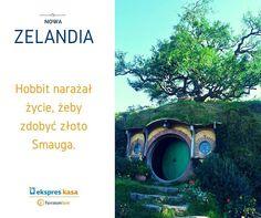 #Tujesteśmy #NowaZelandia #Hobbit #Tolkien