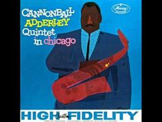 Cannonball Adderley Quartet - Stars Fell on Alabama - YouTube