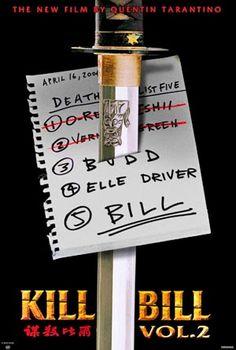 Kill Bill Vol. 2 by Quentin Tarantino