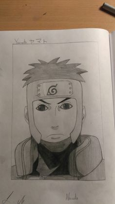 This is Yamato from Naruto.