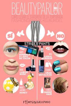 Beauty Parlor -> Pantalones a rayas