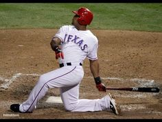 (Plane of the pitch) Adrian Beltre - Can driving the ball be so simple?
