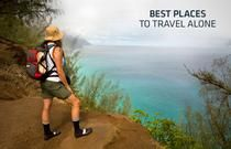 """Traveling alone can be just as rewarding.""""The biggest appeal is the freedom of it,"""" said Sarah Schlichter, editor of Independent Traveler.com. """"You make your own itinerary, see what you want to see and don't have to make allowances for anyone else."""" In fact, that's the No. 1 reason travelers cited for why they like to go solo in a poll on IndependentTraveler.com."""