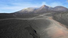Exploring Sicily's fiery Mount Etna volcano
