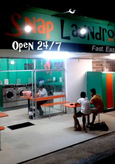 Snap Laundromat is open 24 hours 7 Days, find out more about us by visiting our website http://www.snaplaundromat.com.au #Snap Laundromat #Brisbane #24hourLaundromat #Laundry