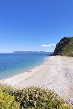 De prachtige lange stranden van Pilion