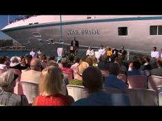 Windstar Cruises - Star Pride Christening
