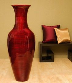 Large Decorative Urns And Vases Tuscan Decor Vases Medrano Floor Vase Set  Our New House