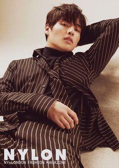 Kang Ha Neul for Nilon Asian Actors, Korean Actors, Korean Men, Asian Men, Asian Guys, Korean Celebrities, Celebs, Nylons, Kang Haneul