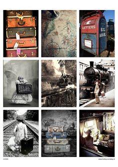 vintage knipvel 24 travel Welkom bij Hobbyvoordelig online