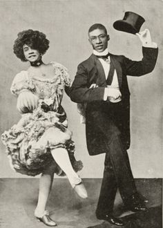 While performing with the group, Aida met her future husband, prominent vaudeville performer George Walker.