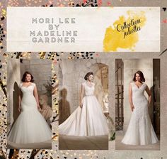 #miracleontwerpers Mori Lee Collection Julietta