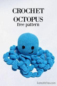 How To Crochet An Octopus For A Preemie — handylittleme