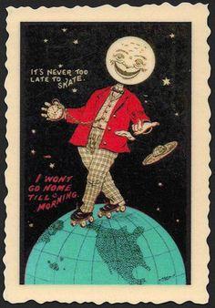 Vintage illustration.