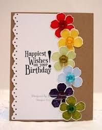 Image result for simple birthday cards stampin up