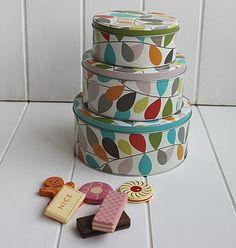 Cake Tin Trio