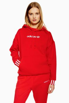 34ba7c89619d Coeeze Hoodie by adidas - Brands at Topshop - Clothing. Adidas RedSweats ...