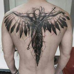 Engel Tattoos Angel Tattoos – Tattoo Spirit Plus Tattoos Masculinas, Engel Tattoos, Badass Tattoos, Temporary Tattoos, Body Art Tattoos, Sleeve Tattoos, Tatoos, Fake Tattoos, Awesome Tattoos