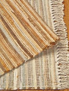 Hit Or Miss Cotton Rag Rugs   Reproduction Shaker