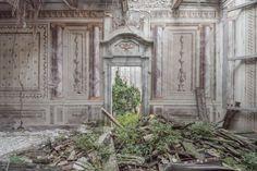 13 fotos de mansiones abandonadas en Europa