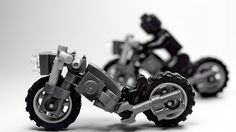Equalist motorcycles #lego #brickadelics #motorcycles