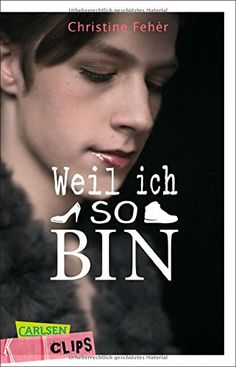 Carlsen Clips: Weil ich so bin von Christine Fehér https://www.amazon.de/dp/3551314578/ref=cm_sw_r_pi_dp_KoxJxbGNJJ0B1