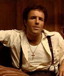 James Caan/Sonny Corleone in The Godfather James Caan Godfather, Godfather Part 1, Godfather Movie, Godfather Actors, Godfather Quotes, Corleone Family, Don Corleone, Andy Garcia, Al Pacino