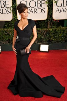 Golden Globes - all the red carpet dresses, fashion and style | British Vogue