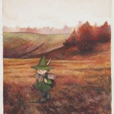 Goodbye Snufkin If you were as free as a Moomin, would you hibernate in Winter or go to a warm country? Les Moomins, Moomin Valley, Tove Jansson, Never Grow Up, Cartoon Shows, Game Character, My Idol, Cool Photos, Fan Art